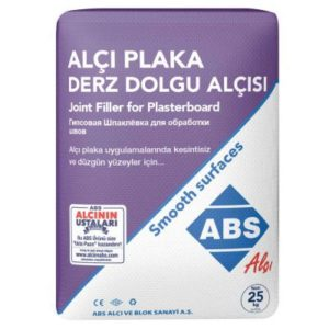 ALÇI PLAKA DERZ DOLGU ALÇISI – 25kg