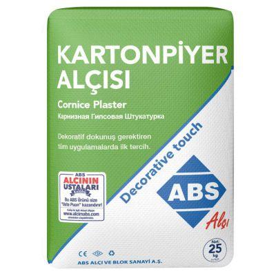 KARTONPİYER ALÇISI – 25kg
