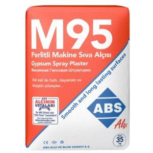 MAKİNA SIVA ALÇISI M95 – 35kg